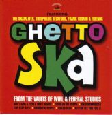 Various - Ghetto Ska (Kingston Sounds) CD